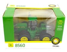 2020 ERTL 1:32 JOHN DEERE 8560 4WD Tractor w/TRIPLES *NATIONAL FARM TOY MUSEUM*