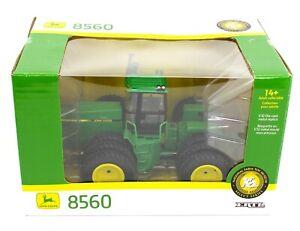 2020 ERTL 1:32 JOHN DEERE 8560 4WD Tractor w/TRIPLES *NATIONAL FARM TOY MUSEUM*