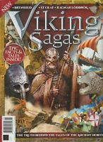 Viking Sagas Magazine Issue 01 2018 Epic Facts & Tales Inside!