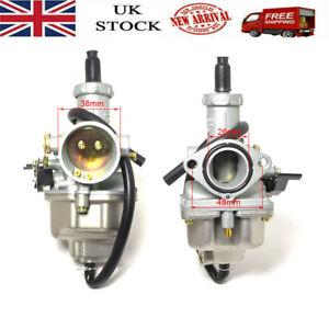 Replace PZ26 Carburetor Carb 26mm Fit For 110cc 125cc 150cc Pit Dirt Bike ATV UK