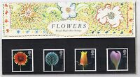 GB Presentation Pack 178 1987 Flowers