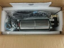 BBQ factory GZ550 Replacement Fireplace Blower Fan KIT for Continental