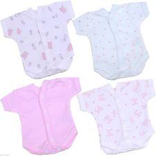 BabyPrem Premature Preemie Baby Girls Clothes Neonatal SCBU NICU Bodysuit Vests up to 1.5lb Pink Spot