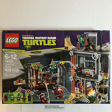 LEGO 79103 Teenage Mutant Ninja Turtles TMNT Turtle Lair Attack New Sealed