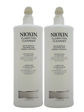 Nioxin Intensive Therapy Clarifying Cleanser 33.8 Ounce X 2PCS