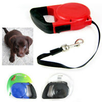 16 Ft Retractable Dog Leash Extending Lead Leash for Medium Large Dogs Pet Auto