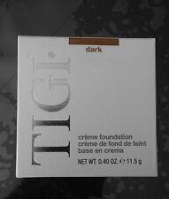 TIGI Cosmetics Creme Foundation, 0.40 Ounce - DARK