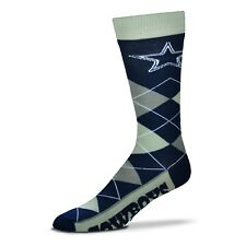 DALLAS COWBOYS ARGYLE DRESS/CASUAL SOCKS ONE SIZE FITS MOST FREE SHIPPING NEW