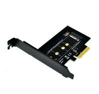 PCI-E PCI Express 3.0 X4 to NVME M.2 M KEY NGFF SSD PCIE M2 Riser Card Adapter
