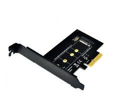 PCI-E PCI Express 3.0 X4 to NVME M.2 M KEY NGFF SSD PCIE M2 Riser Card Adapter