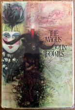 SIGNED The Magus by John Fowles, 1st edition, Jonathan Cape 1966
