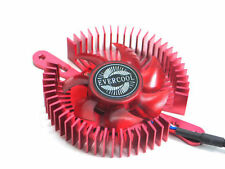 EverCool VC-RI-R (Red) Mini UFO Universal VGA Cooler
