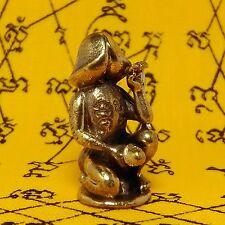 Phallus Penis Paladkik Thai Amulet Buddha Yant Talisman Luck Rich Protect #4