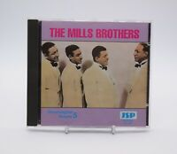 THE MILLS BROTHERS CHRONOLOGICAL VOLUME 5 Rare CD Album - Complete, VG Condition