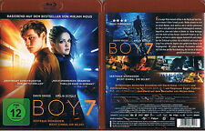 BOY 7 --- Blu-ray --- nach dem Bestseller von Mirjam Mous --- David Kross ---