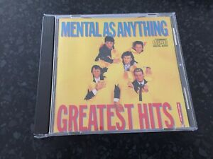 Mental As Anything – Greatest Hits Vol. 1   - CD