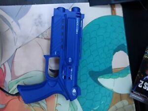 NYKO Super Cobra TURBO Light Gun Sony Playstation PS1/PS2 UN80040-E09