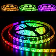 Solarphy 32.8ft (10m) RGB LED Strip Light Bluetooth Smartphone App Controlled