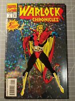 Warlock Chronicles #1 (Jul 1993, Marvel)