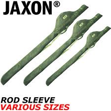 ROD CASE Various Sizes up to 155cm Jaxon Rod Bag Lure Fishing Camou Rod Sleeve
