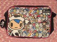 RARE TOKIDOKI Character Messenger Bag 9781454922131 Book Supplement  JAN