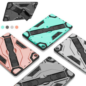For Huawei MatePad T10/T10s MediaPad M6 Shockproof Rugged Stand Case Hard Cover