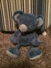 Ty Beanie Babies Pluffies Rat Jazzy Gray Rodent Mouse Plush Stuffed Animal