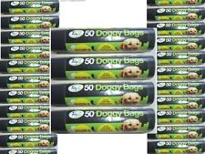 1200 XXL Super Strong Double Thick Doggy Poo Bags (24 x 50 Rolls) 34cm x 40cm