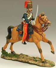 KING & COUNTRY CRIMEAN WAR CRW023 FRENCH 11TH HUSSAR CHARGING MIB