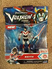 Dreamworks Voltron Legendary Defender Keith Figure