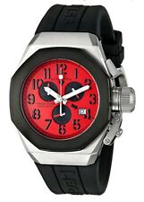 Swiss Legend 10542-05-BB Men's Trimix Diver Chronograph Watch Red New in Box