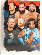 Slam Attax - #377 Royal Rumble Group picture-Live 2018