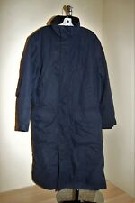 LL BEAN Mens Waterproof Long THINSULATE ULTRA wool cashmere lined jacket coat M