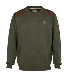 Youth's Child's Fine Knit Traditional English Style Hunting Jumper Pullover