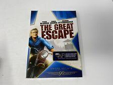 The Great Escape (Dvd, 2006) Steve McQueen - New w/ Ua/Mgm Slipcover Rare