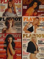 6 Must have 2000's Playboy Magazines       #1580