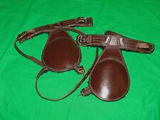 Dark Brown / Havana Leather Knee Boots – Full (MMG397)