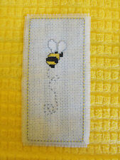 Bee Bookmark Cross Stitch Kit (1B)