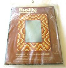 BUCILLA   Needlepoint FRAME WITH EASEL 9X11