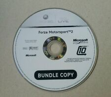 Xbox 360 game disc Forza Motorsport 2 Bundle Copy