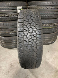 1 New 265 70 16 Goodyear Wrangler Trail Runner A/T Tire