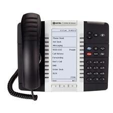 Lot of (10) Fully Refurbished Mitel 50006478 5340e IP Phone (Black)