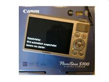 Reparatur Service Canon Powershot S100 S100V S110 Objektivfehler Kamera Station