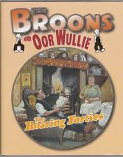 The Broons and Oor Wullie - The Roaring Forties, HB, The Sunday Post,
