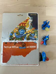 Hasbro Army Ants Mortar Team Complete w/weapons 1987