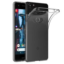 For Google Pixel 3 XL Ultra Thin Clear Soft TPU Cover Case For GooglePixel 3