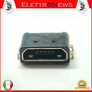 Connettore di ricarica micro usb plug per NOKIA N9-00 / LUMIA 800 900 A072