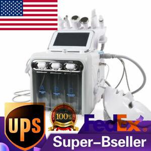 7-in-1 Facial Hydro Spa Skin Cleansing Dermabrasion Ultrasonic Beauty Machine
