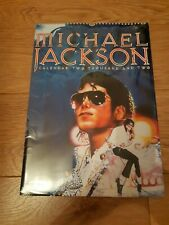 MICHAEL JACKSON * 2002 CALENDAR * 100% UNOFFICIAL NEW & SEALED