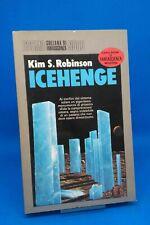 Cosmo Argento 169 - KIM STANLEY ROBINSON - ICEHENGE